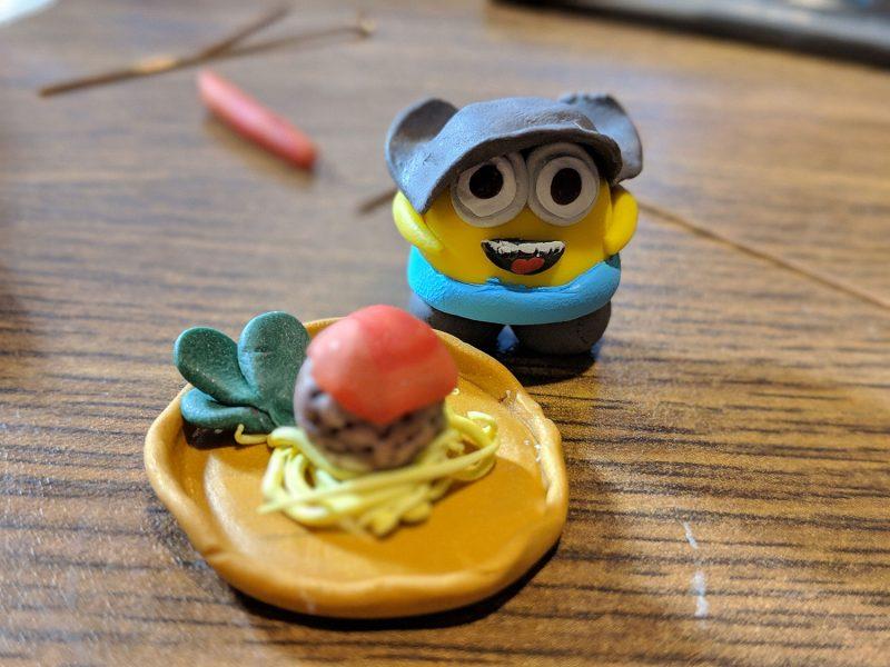 Polymer Clay pasta