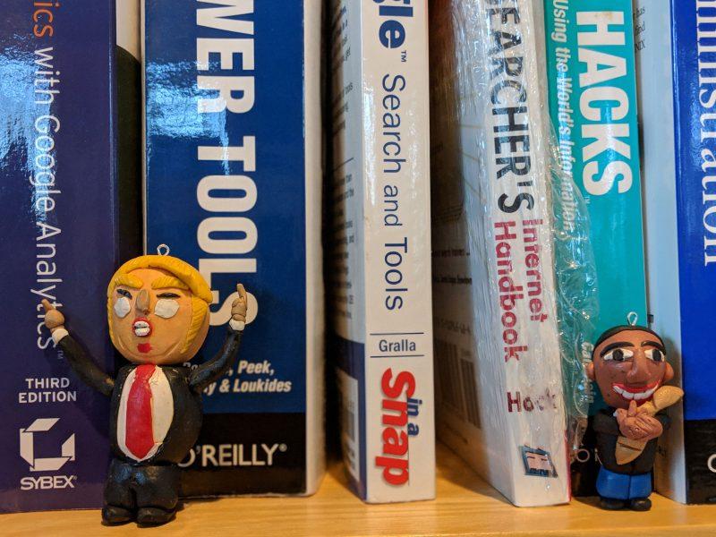 Dumper and Obama