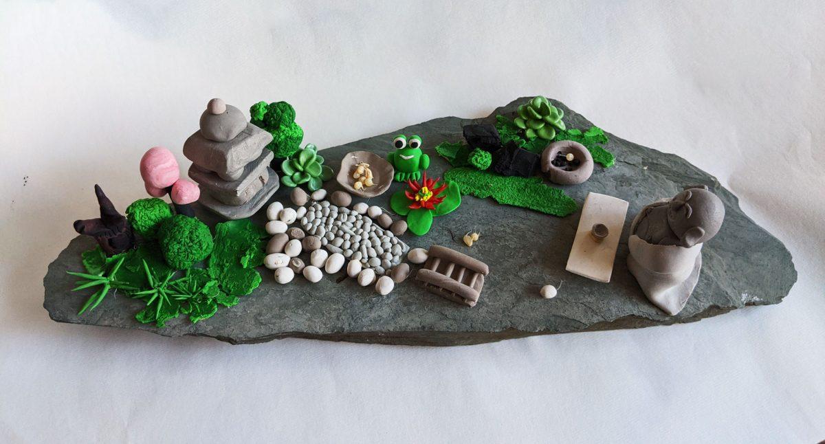 Mini Zen Gardon by Fan Stanbrough