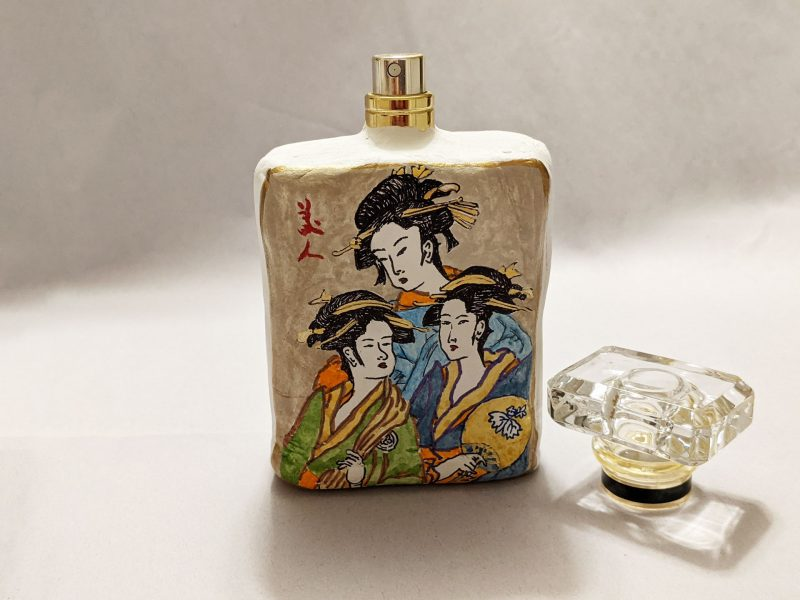 Chanel COCO Limited Edition Ukiyo Painting
